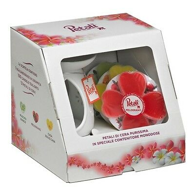 Price's Candles Petali Gift Set - 3 Fragrances, 25 Tealights & 1 Petali Warmer