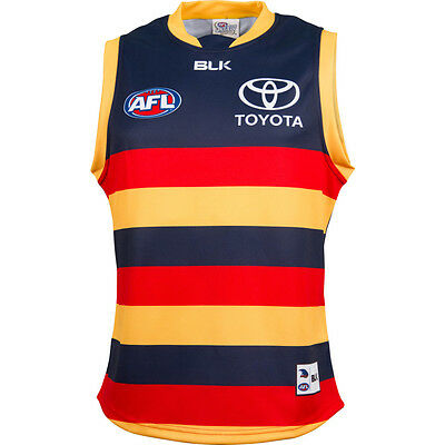 Adelaide Crows AFL 2016 Home Guernsey Adults & Kids Sizes Available BNWT