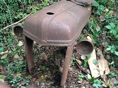 Original 2N FORD Tractor Engine Hood Cover w/ Tank Sides Headlights Battery Door