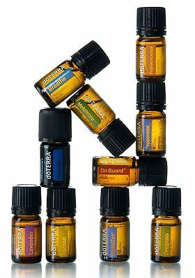 NEW doTERRA 5mL Essential Oil You Pick Buy 2+ 10% off all! + Free USA Shipping