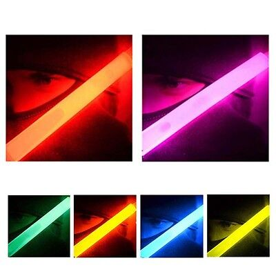 Glow Sticks Party Camping Emergency Surival Lights GlowStick T1