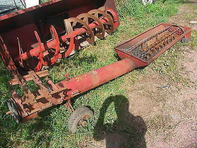 Jump Grain Feed Hopper with Auger
