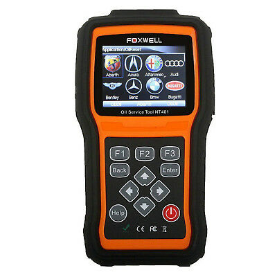NT402 Car Battery Configuration OBDII Scan Tool For BMW Audi Volvo and VW