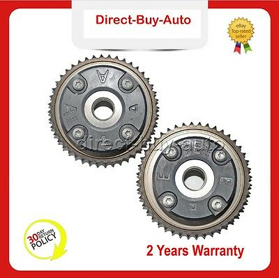 Pair Camshaft Adjusters 2710500800 2710500900 For Mercedes C230 (W203) 2003-2005