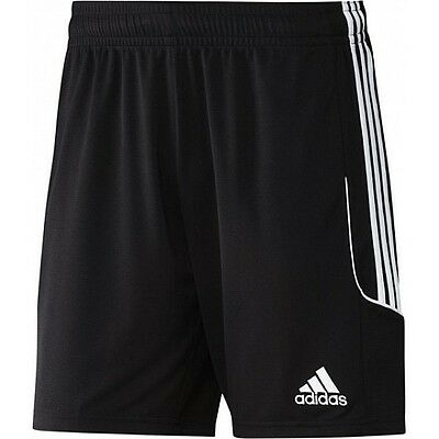 Adidas Squadra 13 Football Shorts Black/white Size Youth S To Yxl Bnwt