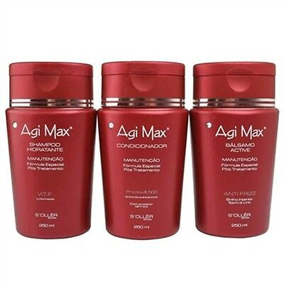Agi Max Home Care Maintenance Kit 250ml - Soller