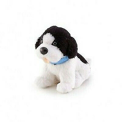 Labrador bianco e nero Trudi sweet collection cm 9 Top quality made in Italy