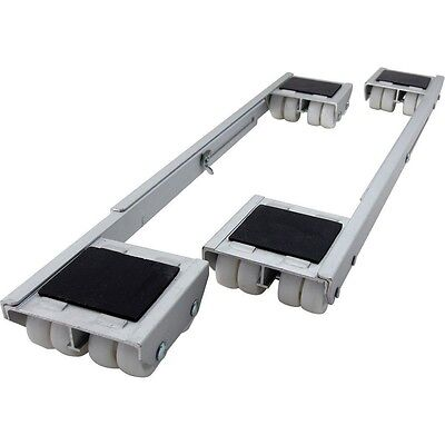Appliance Dolly Roller Heavy Furniture Lifting Moving Aid Wheels Mover Transport
