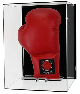 Acrylic Wall Display Case for a Boxing Glove