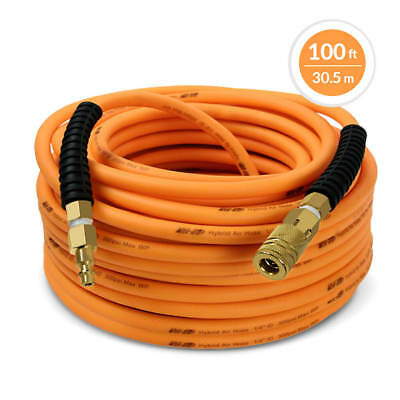 Duradrive DYPA14100F 1/4 in. x 100 ft. Hybrid Air Hose