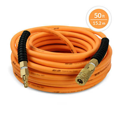 Duradrive DYPA1450F 1/4 in. x 50 ft. Hybrid Air Hose
