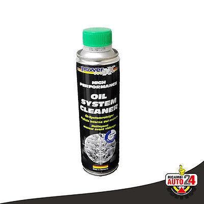 Additivo Pulizia sistema di lubrificazione, Oil System Cleaner Powermax 300ml