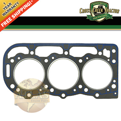E0NN6051AA NEW Ford Tractor Cylinder Head Gasket 4000, 4600, 445, 531