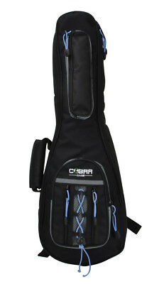 Concert Ukulele Bag with 15mm Padding and Removable Back Straps 2 YEAR Guarantee