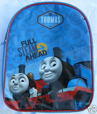 """Backpack Thomas The Tank Engine """" Full Steam Ahead """"  Bargain Price  Post Free"""