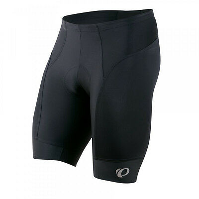 NEW Pearl Izumi Ride Mens ELITE In-R-Cool Padded Bicycle Short Black - Large L