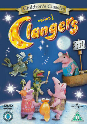 Clangers Complete Series 1 DVD First Season New sealed UK Release R2