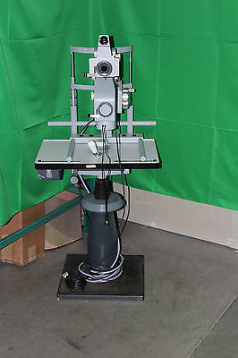 Carl Zeiss Slit Lamp 89901 With Full Stand / Table