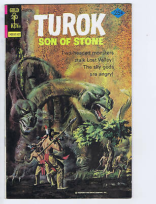 Turok Son of Stone #97 Gold Key Pub 1975