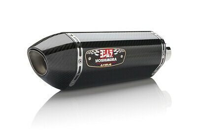 YOSHIMURA RACE R-77 HONDA CBR1000RR 14-16 CARBON Slip On FREE SHIPPING