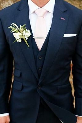 Bespoke New Best Man Wedding Man Suit Formal One Button Groom Party Man Tuxedos