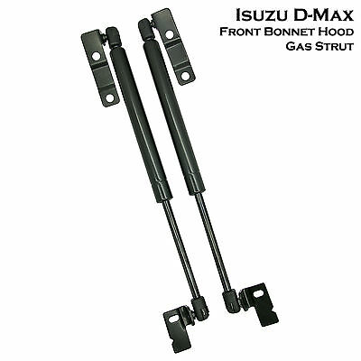 1 Set Front Hood Bonnet Gas Shock Strut Damper Fit Isuzu Dmax Holden Rodeo 02-11