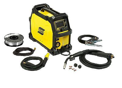 Esab REBEL EMP 215ic Saldatrice Inverter MIG/MMA/Lift TIG con acces. 0700300985