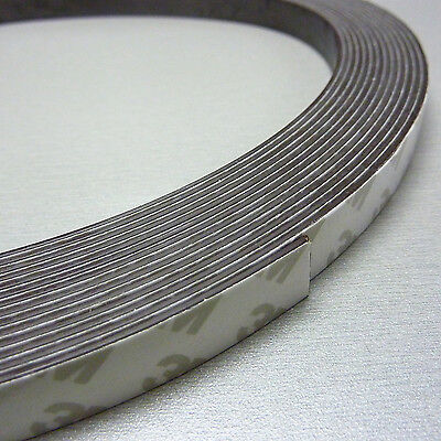 3M/ Normal Self Adhesive Magnetic Tape Magnet Strip 1M x 12.7mm x1.5mm