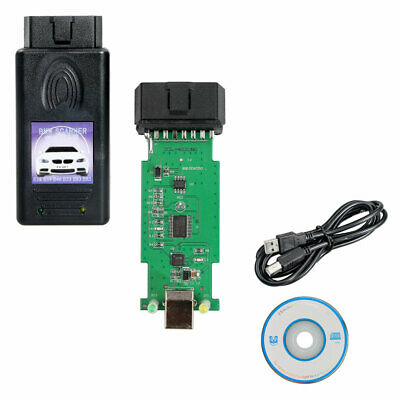Nuevo Auto Scanner V1.4.0 for BMW Unlock Version Determination of Chassis, Model