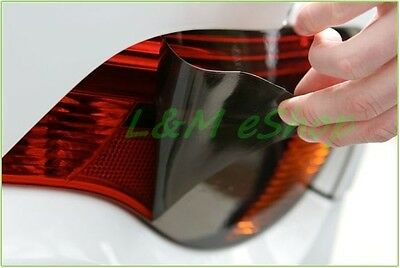 Car Light film Vinyl Wrap Headlight Taillight Transparent Different Colours