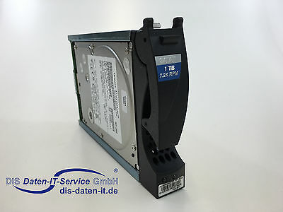 "EMC² CLARiiON 1TB 7,2K Hot Plug HDD 3.5"" CX-SA07-010 005048797 005-048797"
