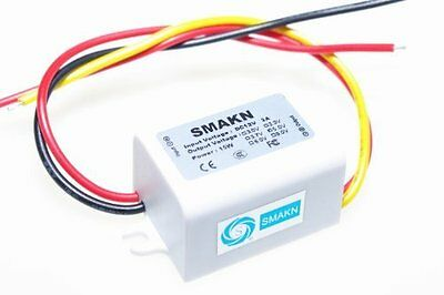 SMAKN Dc/dc Converter 12v Step Down to 5v/3a Power Supply Module NEW