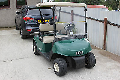 2011 RXV EZGO E-Z-GO Electric Golf Buggies Buggy 48v (complete with chargers)