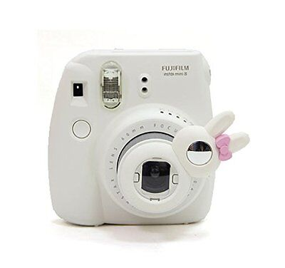 Fujifilm Instax Mini 8 mini 7s Camera Selfie Lens Rabbit White Style Mirror