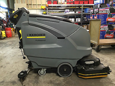Karcher 1.259-010.2 B 80 W Scrubber Drier, Industrial, Cleaning