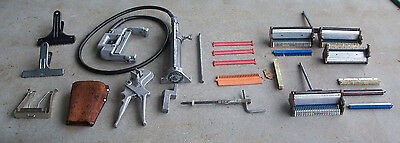 3M (4041-SPL) Splicing Heads and crimping tools. Extra tools included