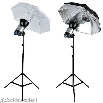 Professional 2.1m Soft Box Flash Studio Adjustable Continuous Light Stand Tripod