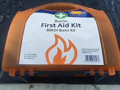 home or business professional burns first aid kits