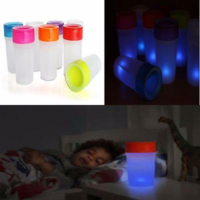 Lite Cups - Sippy Cup and Nightlight in One! Various sizes and colours