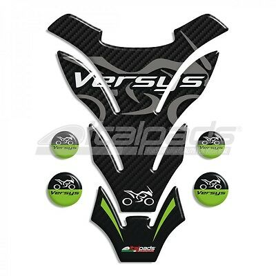 """TANK PAD suitable for Kawasaki Versys mod. """"Detroit"""" +4 FOR FREE!!"""