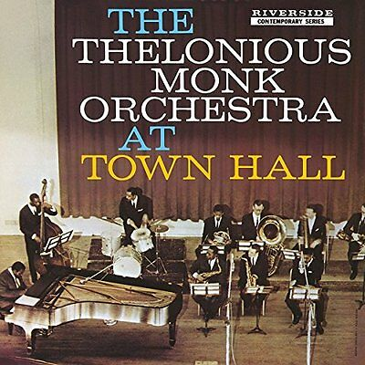 The Thelonious Monk Orchestra At Town Hall LP Vinile CONCORD