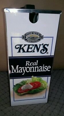 Brand New SS Server Drop-in Mayonnaise Condiment Dispenser Pump Stainless Steel