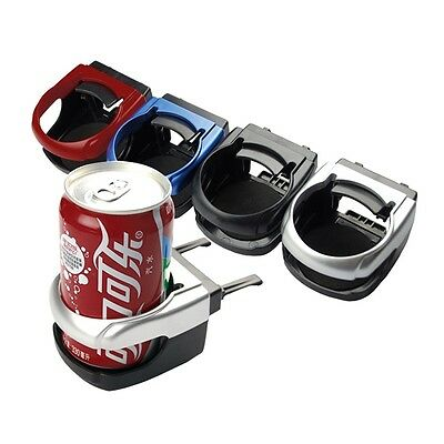 Car Air Vent Bottle Can Coffee Drinking Cup Holder Bracket Mount Tray QJ