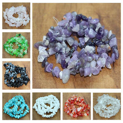 Wholesale Lot Freeform Stone Chip Gemstone DIY Jewelry Making Spacer Beads