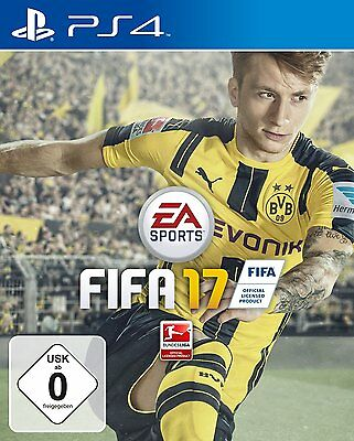 FIFA 17 für PlayStation 4 Neues Spiel New FIFA 17 Sony PS4 Standart DE Version