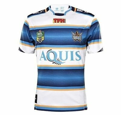 Gold Coast Titans 2016 NRL Heritage Jersey 'Select Size' S-3XL BNWT