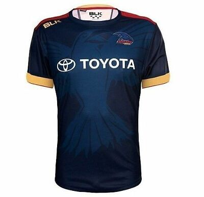 Adelaide Crows 2016 Navy Training Shirt 'Select Size' S-7XL BNWT