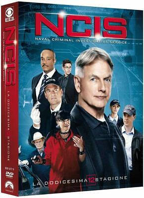 NCIS COMPLETE SERIES 12 DVD 12th Season All Episodes UK Compatible R2 Release