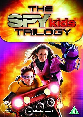 SPY KIDS Trilogy 1 - 3 DVD Box Set Complete Collection Part 1 2 3 New Sealed