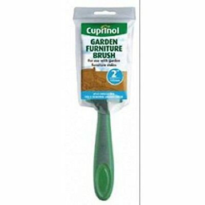 "Cuprinol Woodcare Brush 2"" - Suitable for Garden Wood Treatments Stain & Paint"